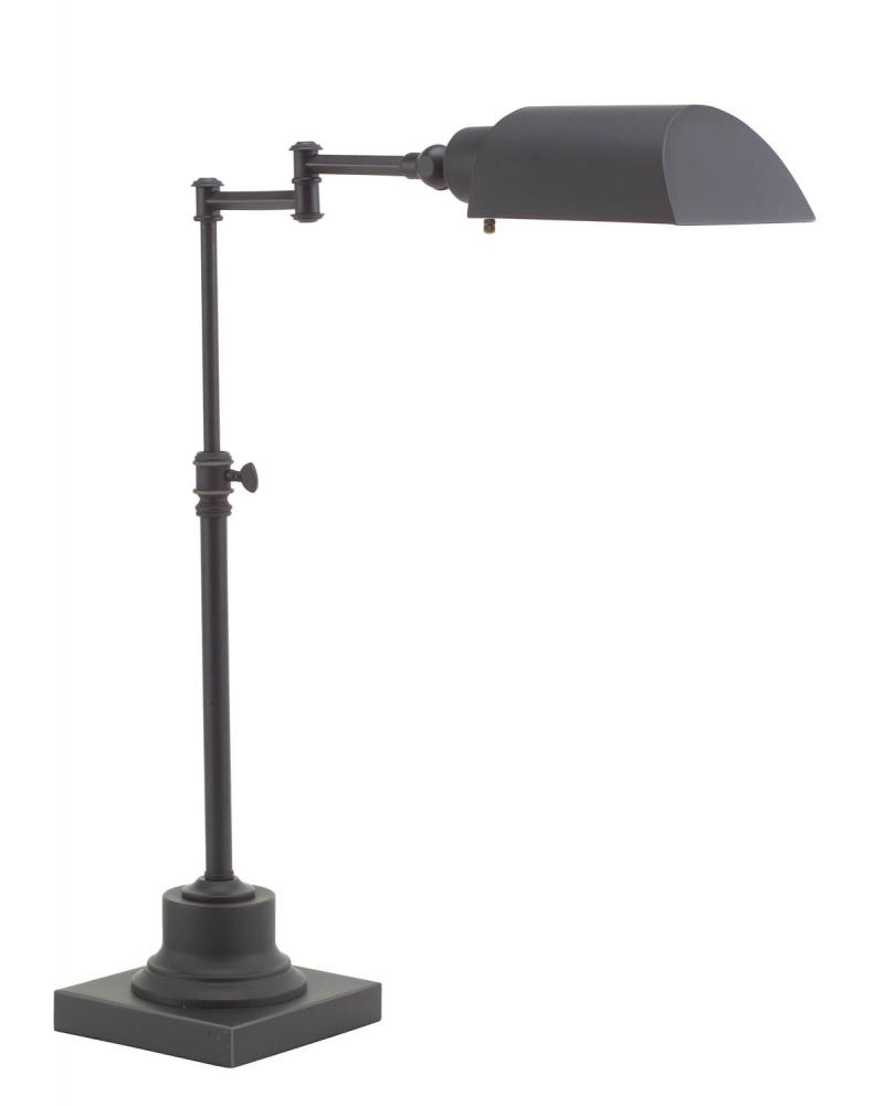 ott lite technology 20b30bzd black desk lamp. Black Bedroom Furniture Sets. Home Design Ideas